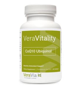 VeraVitality: CoQ10 Ubiquinol