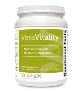 VeraVitality: Multivitamin with D3 and Sulforaphane