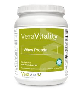 VeraVitality: Whey Protein Vanilla