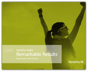 VeraVia Visits: Remarkable Results