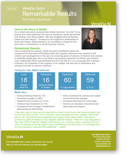 VeraVia Visits: Remarkable Results for Weight Loss