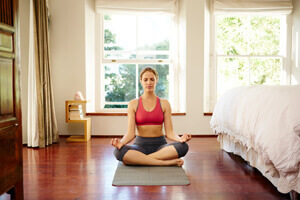 5 Easy Yoga Poses to Conquer Stress